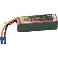 Akupack Li-Pol (modelářství) Hacker, 14.8 V, 4500 mAh, 20 C, EC5