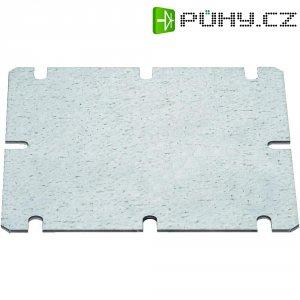 Montážní deska Fibox MIV 125, (d x š) 98 mm x 98 mm (MIV 125)