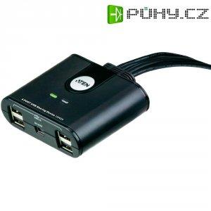 Switch ATEN USB 2.0, 4-portový pro 4 PC