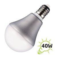 LED žárovka, výkon 4W, E14, studená