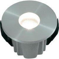 Zápustné LED svítidlo Altea DE-220F-1, 2,5 W, stříbrná/šedá
