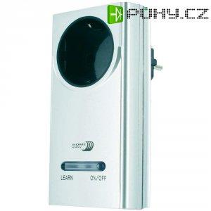 Bezdrátová zásuvka s vypínačem Home Easy, HE877A, 1kanálová, 3500 W, 50 m