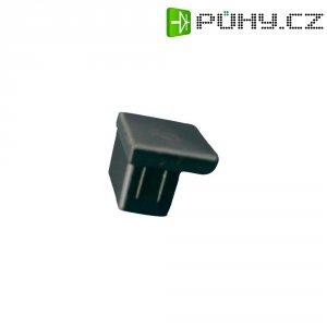 Krytka Richco CP-RJ45, 12,5 x 10,5 x 8,5 mm, černá