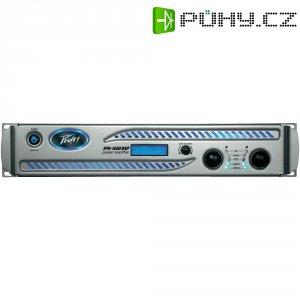 Digitální koncový stupeň Peavey IPR 1600 DSP, 2x 530/300 W