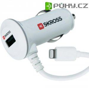 USB nabíječka do autozásuvky Skross, 2.900612, 12 V ⇔ 5 V, 2 A