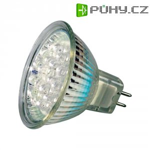 Power LED SLV, 0,8 W, GU5.3, žlutá