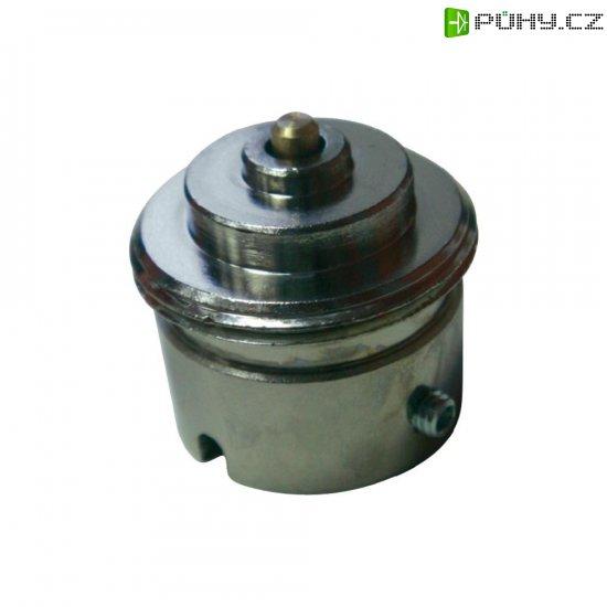 Mosazný adaptér termostatického ventilu Giacomini 700 100 009 vhodný pro topné těleso Giacomini, 22,6 mm - Kliknutím na obrázek zavřete