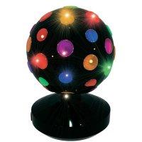 RGB LED disko koule, 71.134, Ø 18,5 cm