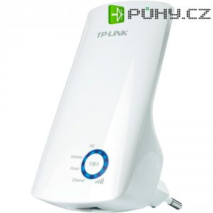 WiFi repeater TP-LINK TL-WA850RE, 300 MBit/s, 2.4 GHz