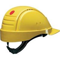 Ochranná helma s UV senzorem Peltor G2000 Uvicator, XH001675020, žlutá