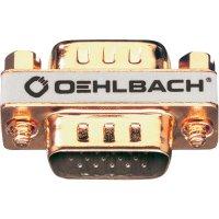 VGA adaptér Oehlbach, zástrčka/zástrčka