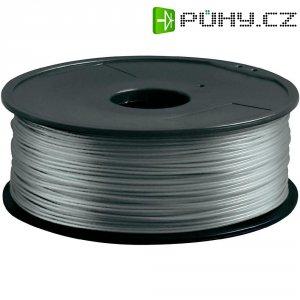 Náplň pro 3D tiskárnu, Renkforce HIPS175S1, materiál HIPS, 1,75 mm, 1 kg, stříbrná