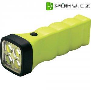 Akumulátorová kapesní LED svítilna AccuLux Four LED EX, 417222, IP65