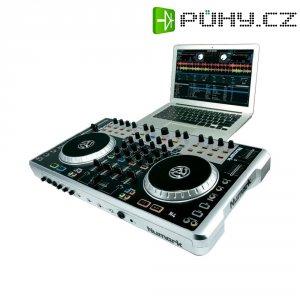 DJ kontrolér Numark N4