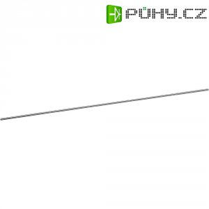 Přímá tyč pro kolejnicový systém SLV Wave, 138800, 70 cm, chrom, 2 ks