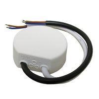 Spínaný zdroj pro LED + LED pásky-JA-12350F, 5-12V, 350mA 4,2W