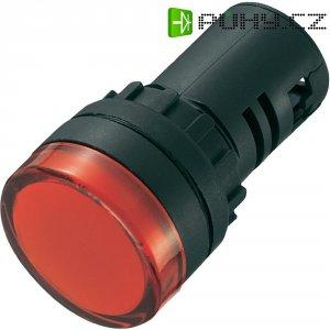 LED signálka AD16-22DS/230V/R, LED signálka, 230 V/AC, červená
