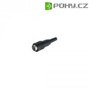Kabelová zástrčka Amphenol T 3424 501, 6pól., 3 - 6 mm, IP40