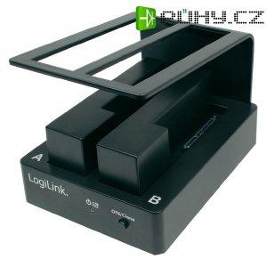 HDD dokovací stanice LogiLink USB 2.0 Dual QP0009