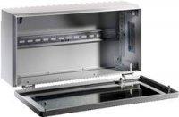 Instalační krabička Rittal BG 1559.210 1559.510, (š x v x h) 600 x 125 x 200 mm, ocelový plech, světle šedá , 1 ks