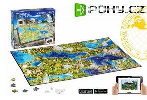 Puzzle 4D CITY STAROVĚKÉ ŘECKO