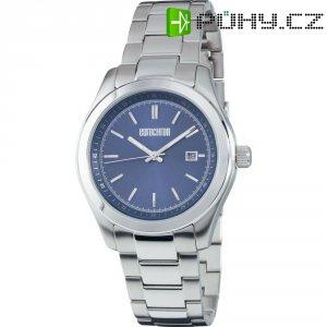 Ručičkové náramkové hodinky Eurochron 902 Quartz, pásek z nerezové oceli, stříbrná