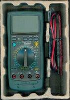 Multimetr MS8222H MASTECH-použitý, vadný, nejde zapnout