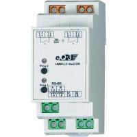 Spínač RS485 na DIN lištu HomeMatic HMW-LC-Sw2-DR, 76801, 2 vstupy, 2 výstupy