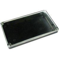 Univerzální pouzdro plastové Kemo G090, (d x š x v) 120 x 70 x 15 mm, černá