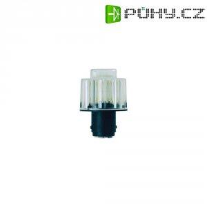 LED lampa BA 15d Werma Signaltechnik 956.500.75, 24 V/DC, modrá