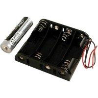 Držák baterie Hammond Electronics BH4AAW