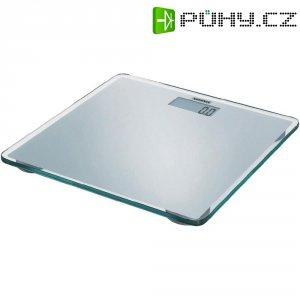 Skleněná osobní váha Soehnle Slim Design, 63538, stříbrná