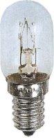 Žárovka čirá trubková 230V/15W E14,rozm.20x52mm
