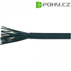 Vícežilový kabel stíněný fólií 2x2x26 mm² AWG