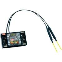 Přijímač Jeti R10 Duplex, 2,4 GHz, 10 kanálů, JR