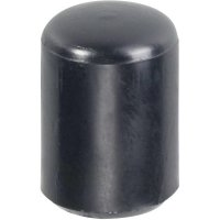 Patka na trubku PB Fastener 009 0250 220 03, 25,0 x 24,0 mm, černá