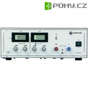 Lineární laboratorní zdroj Statron 3250.1, 0 - 36 V, 0 - 7.5 A