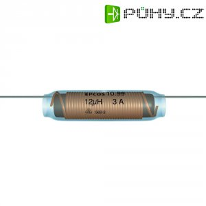Výkonová tlumivka Epcos B82111BC23, 15 µH, 4 A, 500 V, 20 %, B82111-B-C23, ferit