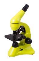 Mikroskop LEVENHUK RAINBOW 50L zelená