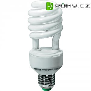 Úsporná žárovka spirálová Megaman Helix E27, 23 W, studená bílá