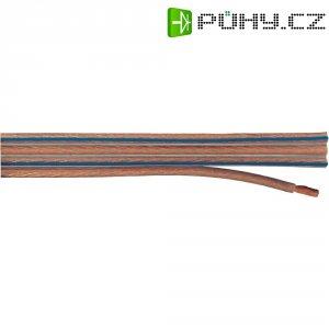 Reproduktorový kabel, 4 x 1,5 mm², plochý