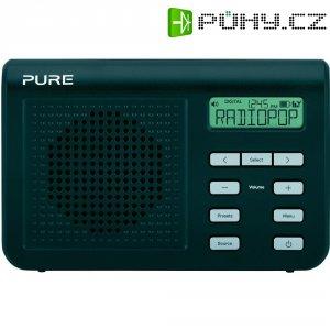 DAB+ rádio Pure One Mi VL-61804, FM, černá