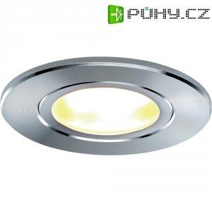 Vestavná LED světla Sygonix Millac, 6x 1 W, 350 mA, hliník, stříbrná/šedá