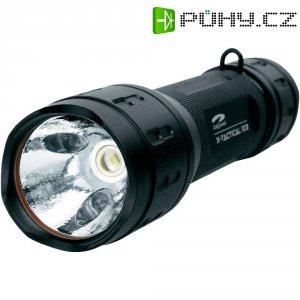 Kapesní LED svítilna LiteXpress X-Tactical 103, LXL441301, černá