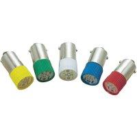 LED žárovka BA9s Barthelme, 70113284, 12 V, 3,8 lm, bílá