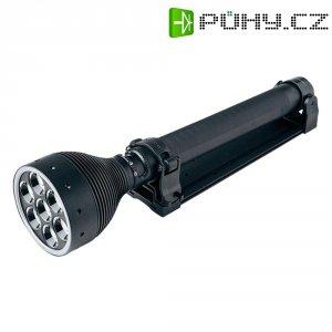 Akumulátorová kapesní svítilna LED Lenser X21R.2, 9421-R, 100 - 240 V/50 - 60 Hz, černá