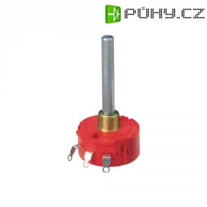 Drátový potenciometr TT Electro, 3114305100, 500 Ω, 2 W , ± 10 %
