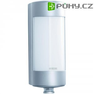 Světlo s PIR senzorem Steinel, G9, stříbrná (647919)