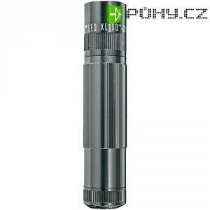 Kapesní LED svítilna Mag-Lite XL100, XL100-S3096, šedá/titan