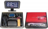 Parkovací alarm se 4 senzory a LCD displejem